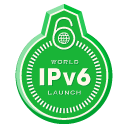 WORLD IPV6 LAUNCH is 6 June 2012